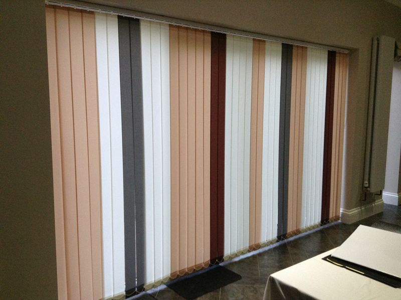 Random Vertical Slats. 2014 Legal Requirements For Internal Window Blinds